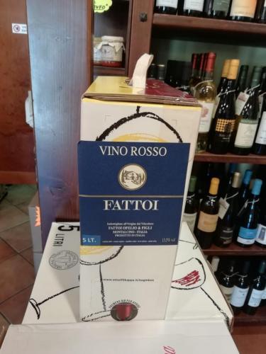 Rosso Fattoi